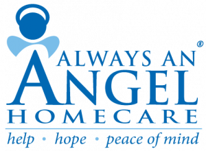 Always an Angel Homecare logo